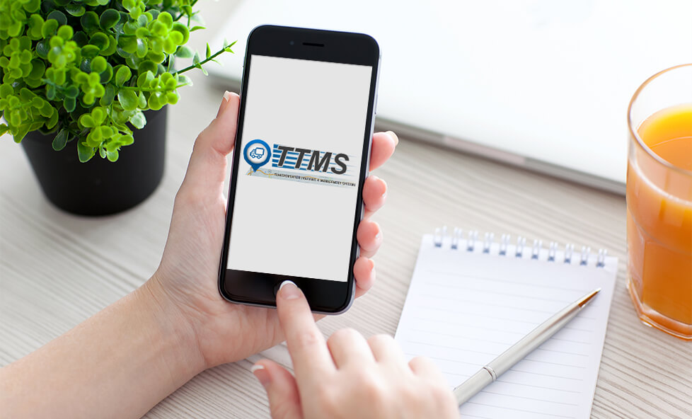 TTMS App, Transport Tracking and Management iPhone application