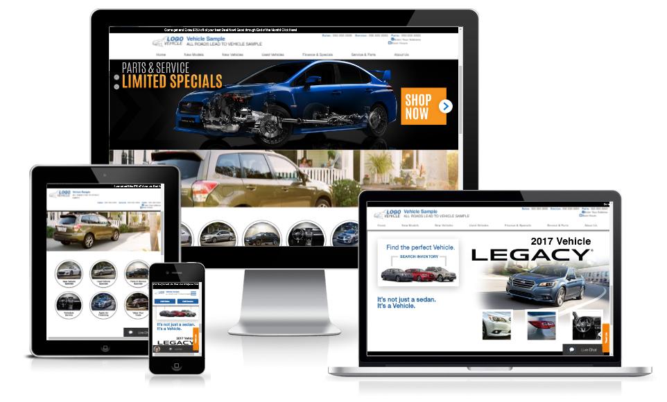 Dealer Car Inventory Solution