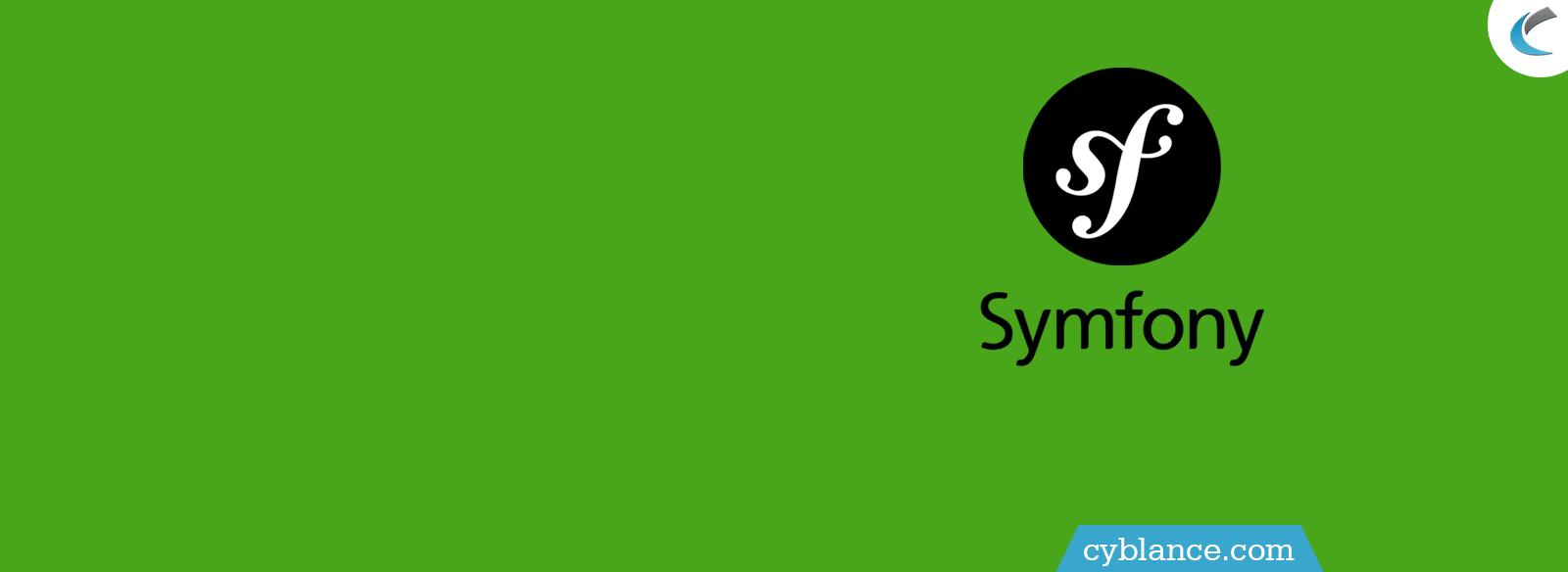 Symfony – a PHP framework Overview