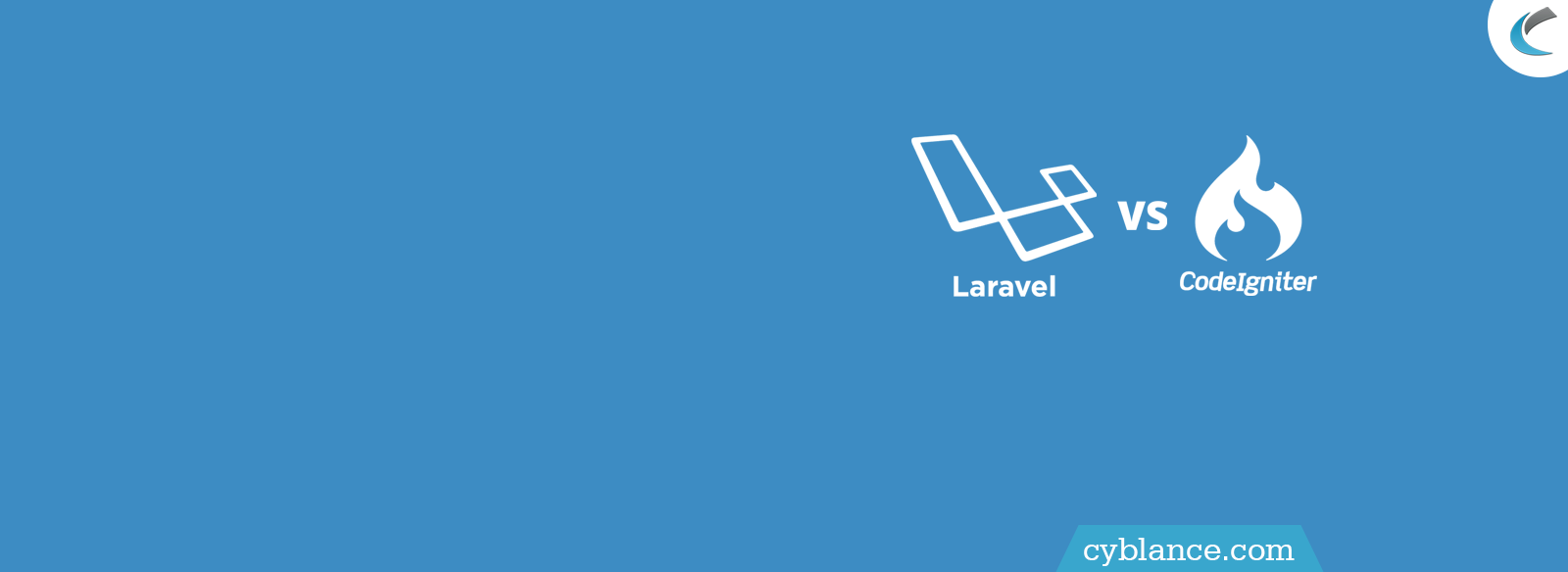 Understanding Important Differences between Laravel vs CodeIgniter
